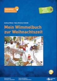 Mein Wimmelbuch zur Weihnachtszeit