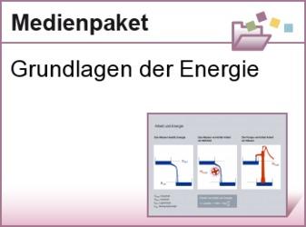 Energie - naturwissenschaftliche Grundlagen