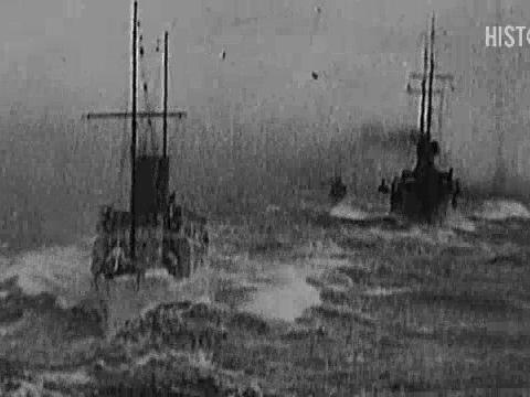 Seeblockade, Skagerrakschlacht, Untergang der Lusitania