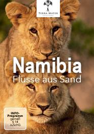 Namibia: Flüsse aus Sand