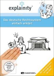 Das deutsche Rechtssystem - einfach erklärt