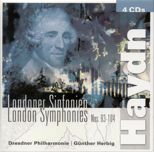 "HAYDN, J.: Symphonies Nos. 93-104, ""London Symphonies"" (Dresden Philharmonic, Herbig)"