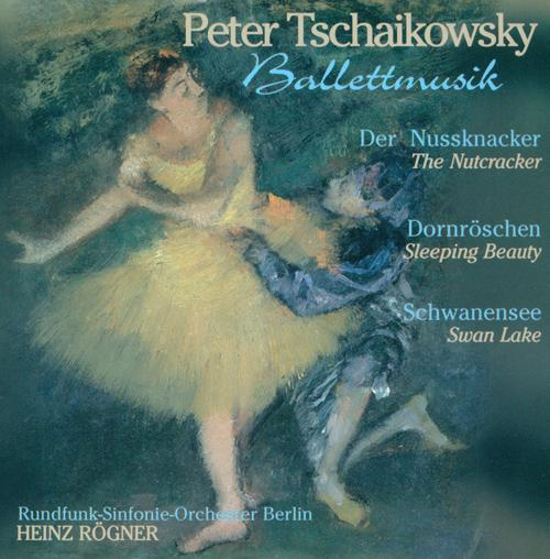 TCHAIKOVSKY, P.I.: Nutracker Suite (The) / The Sleeping Beauty / Swan Lake [Ballet] (Berlin Radio Symphony, Rogner)