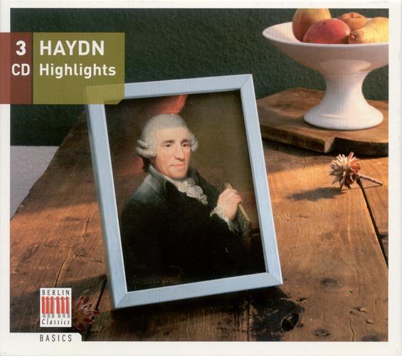 HAYDN, J.: Haydn Highlights