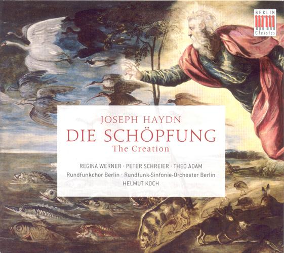 HAYDN, F.J.: Schopfung (Die) (The Creation) [Oratorio] (Koch)