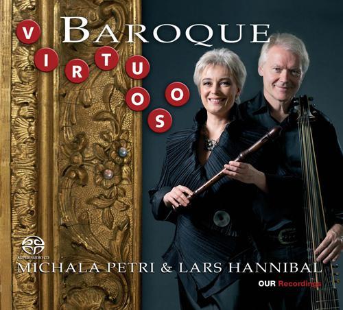 Chamber Music for Recorder and Lute - VITALI, T.A. / TELEMANN, G.P./ BACH, J.S. / VIVALDI, A. / CORELLI, A. (Virtuoso Baroque) (Petri, Hannibal)