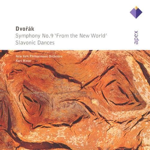 DVORAK, A.: Symphony No. 9 / Slavonic Dances (New York Philharmonic, Masur)