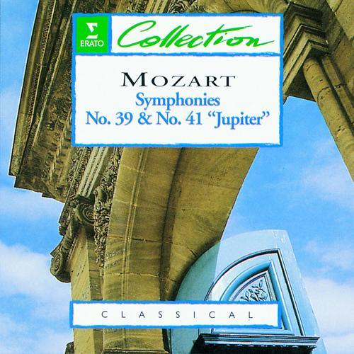 "MOZART, W.A.: Symphonies Nos. 39 and 41, ""Jupiter"" (Swiss Romande, Jordan)"
