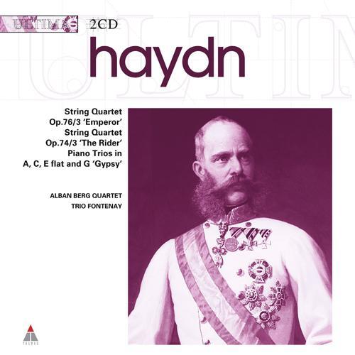 ALBAN BERG QUARTET: Ultima Haydn String Quartets and Piano Trios