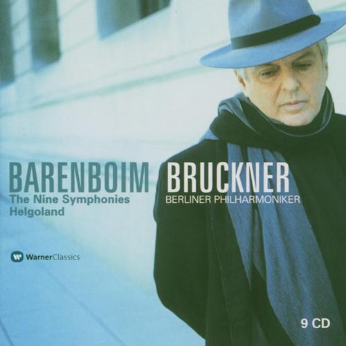 BRUCKNER, A.: Symphonies Nos. 1-9 (Berlin Philharmonic, Barenboim)