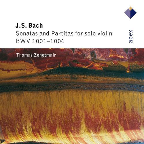 BACH, J.S.: Violin Sonatas Nos. 1-3 / Violin Partitas Nos. 1-3 (Zehetmair)