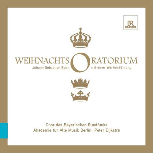 BACH, J.S.: Christmas Oratorio, BWV 248 (with Introduction in German) (Dijkstra)