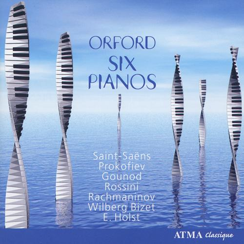 SAINT-SAENS, C.: Danse macabre / PROKOFIEV, S.: 10 Pieces from Romeo and Juliet / RACHMANINOV, S.: Polka italienne (arr. for 6 Pianos)