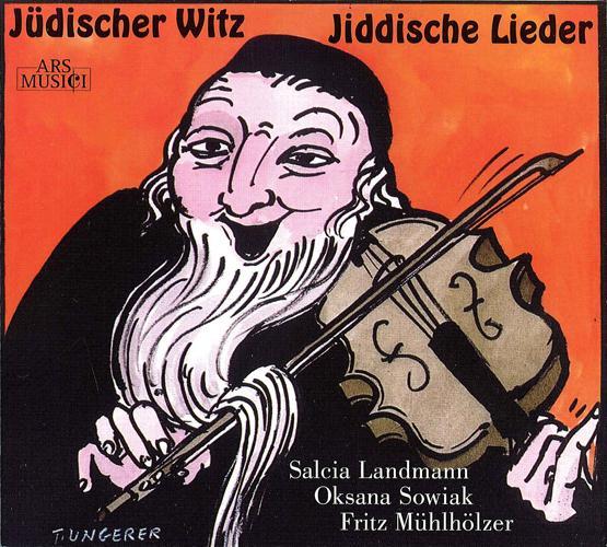 Vocal Music (Jewish) (Judischer Witz, Jiddische Lieder) (Sowiak)