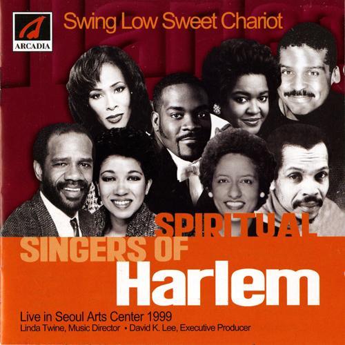 SPIRITUAL SINGERS OF HARLEM: Swing Low Sweet Chariot