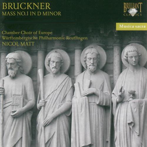 BRUCKNER, A.: Mass No. 1 (Matt)