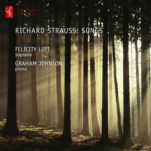 STRAUSS, R.: Songs (Lott)