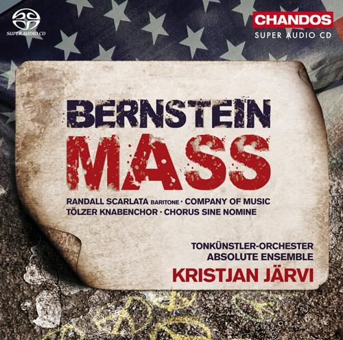 BERNSTEIN, L.: Mass (Scarlata, Company of Music, Tolzer Boys Choir, Chorus Sine Nomine, Absolute Ensemble, Tonkunstler Orchester, K. Jarvi)