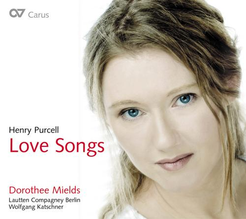PURCELL, H.: Love Songs (Mields)