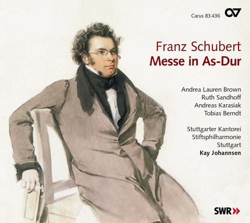 SCHUBERT, F.: Mass No. 5 (Johannsen)
