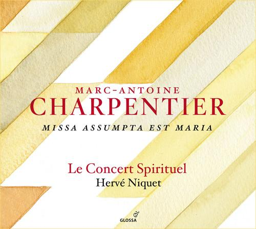 CHARPENTIER, M.-A.: Missa Assumpta est Maria (Le Concert Spirituel, Niquet)