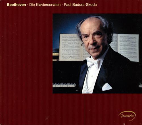 BEETHOVEN, L. van: Piano Sonatas (Complete) (Badura-Skoda)
