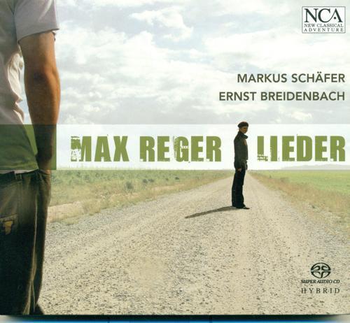 REGER, M.: Lieder (Schafer)