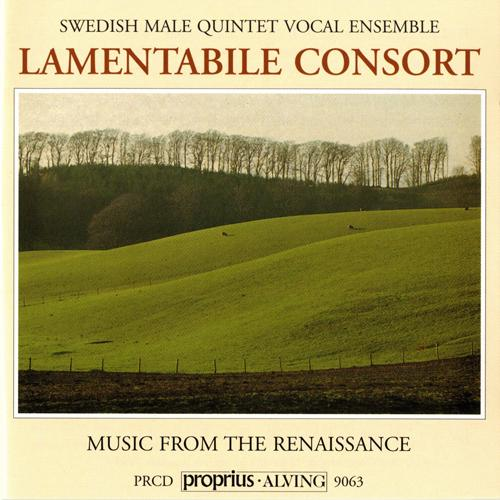 Renaissance Music - BYRD, W. / MORLEY, T. / JANEQUIN, C. / GESUALDO, C. / ISAAC, H. (Music from the Renaissance) (Lamentabile Consort)