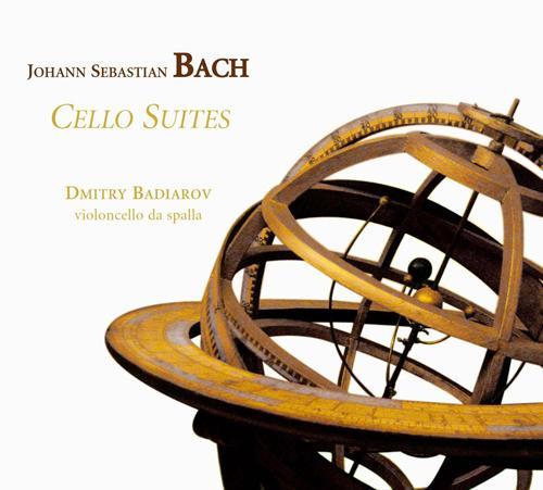 BACH, J.S.: Cello Suites Nos. 1-6 (Badiarov)