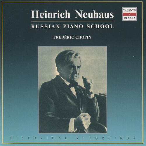 CHOPIN, F.: Mazurkas / Nocturnes (Russian Piano School) (Neuhaus) (1946-1953)