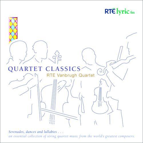 Chamber Music (String Quartets) - HAYDN, F.J. / MOZART, W.A. / HOFFSTETTER, R. / TCHAIKOVSKY, P.I. (Quartet Classics) (RTE Vanbrugh Quartet)
