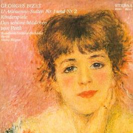 BIZET, G.: Arlesienne Suites Nos. 1 and 2 (L') / La jolie fille de Perth Suite / Jeux d'enfants (Berlin Radio Symphony, Rogner)