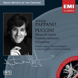 PUCCINI, G.: Messa di Gloria / Preludio Sinfonico / Crisantemi (Pappano)