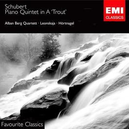 "SCHUBERT, F.: Piano Quintet in A major, Op. 114, ""The Trout"" (Alban Berg Quartet)"