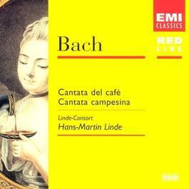 BACH, J.S.: Coffee Cantata / Peasant Cantata (Linde)