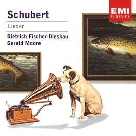 SCHUBERT, F.: Lieder (Fischer-Dieskau, Moore)