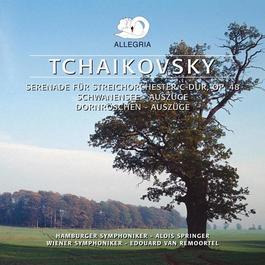 TCHAIKOVSKY, P.I.: Serenade, Op. 48 / Swan Lake Suite (excerpts) / The Sleeping Beauty Suite (Hamburg Symphony, Springer, Vienna Symphony, Remoortel)