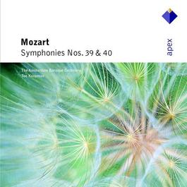 MOZART, W.A.: Symphonies Nos. 39 and 40 (Amsterdam Baroque, Koopman)