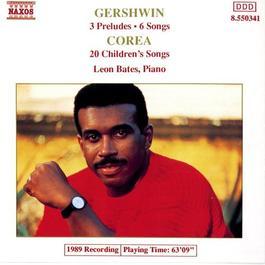 GERSHWIN: 6 Songs  / COREA: Children's Songs
