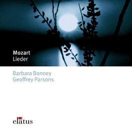 MOZART, W.A.: Lieder (Bonney, Parsons)