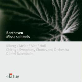 "BEETHOVEN, L. van: Mass in D major, ""Missa Solemnis"" (Chicago Symphony, Barenboim)"