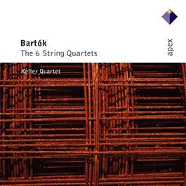 BARTOK, B.: String Quartets Nos. 1-6 (Complete) (Keller Quartet)