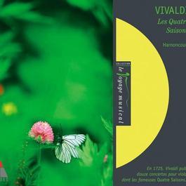 """VIVALDI, A.: 4 Seasons (The) / Violin Concertos, Op. 8, Nos. 5, """"La tempesta di mare"""" and 6, """"Il piacere"""" (A. Harnoncourt, N. Harnoncourt)"""