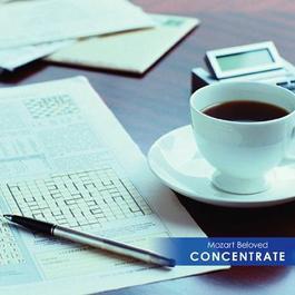 Mozart Beloved, Vol. 4: Concentrate