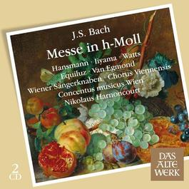 BACH, J.S.: Mass in B minor, BWV 232 (Harnoncourt)