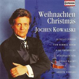 CHRISTMAS VOCAL MUSIC - REICHARDT, J.F. / BACH, J.S. / NEUNER, K. / ADAM, A. / GUMPELZHAIMER, A. / BRAHMS, J. / HANDEL, G.F. (Kowalski)