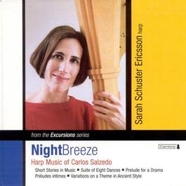 SALZEDO, C.: Short Stories in Music / Suite of 8 Dances / Variations on a Theme in Ancient Style / Preludes intimes (Night Breeze) (Ericsson)