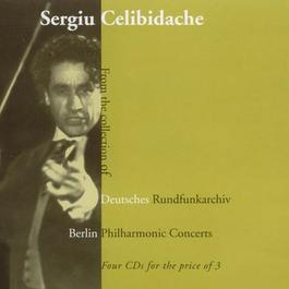 Orchestral Music - BEETHOVEN / BRAHMS / STRAUSS, R. / DVORAK / BRITTEN / PROKOFIEV / HAYDN / BERLIOZ / DEBUSSY (Berlin Philarmonic / Celibidache)