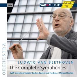 BEETHOVEN, L. van: Symphonies (Complete) (Gielen)