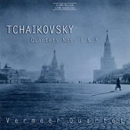 TCHAIKOVSKY: String Quartets Nos. 1 and 3